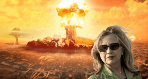 Hillary Clinton - War with Russia