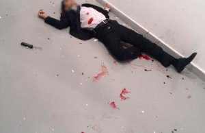 New video Russian ambassador shot dead