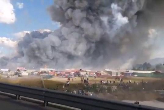 Firework Market Catastrophe