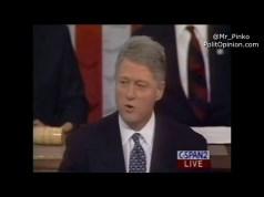 Bill Clinton Immigration Speech