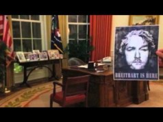 "HAPPY BIRTHDAY ANDREW BREITBART! ""Breitbart Is Here"" VIDEO TRIBUTE SONG Andrew Breitbart would've been 48 years old today."