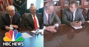 Chuck Schumer JEALOUS President Trump receiving PRAISES for a JOB WELL DONE!