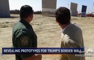 Trump's Border Wall - Obama's Border Fence - @Mr_Pinko VIDEO PolitOpinion.com