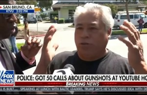 "YouTube shooting witness ""I didn't have a gun on me but... wish I did."""
