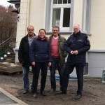 Kay Wegermann, Janine Eller, Diethelm Salomon, Ralf Hövelmann