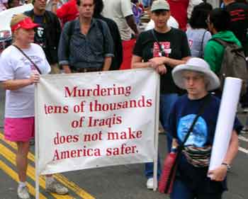 Sept 24 antiwar rally