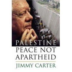 Jimmy Carter - Palestine, Peace Not Apartheid
