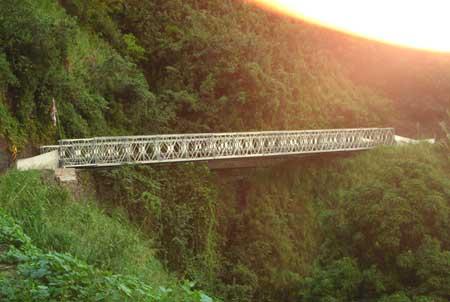 Kipahulu emergency bridge