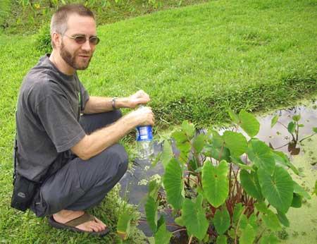 Scott Crawford, Kapuhu Living Farm