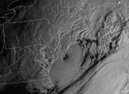 Nor'easter. Blizzard of 2006