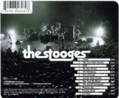The Stooges CD 2007, back cover