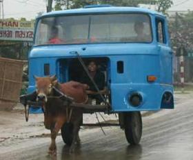 innovative vehicle