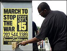 antiwar posters Washington DC