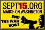 March on Washington Sept 15