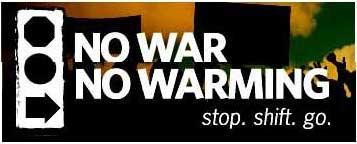 No war. No warming