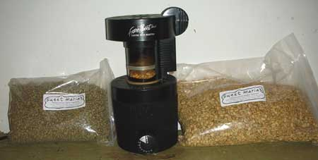 Ethiopian and Monsooned coffee, with Fresh Roast 8.