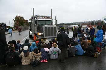 Port Militarization Resistance