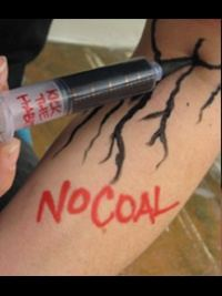 "Face It ""No Coal"" contest winner"