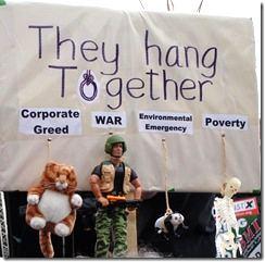 Stop the War demo. London