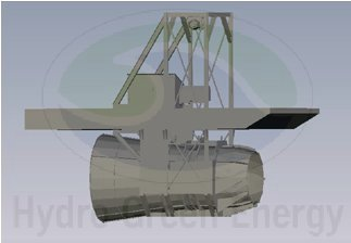 Hydro Green Energy turbine