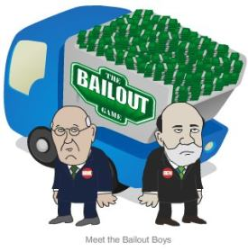 the bailout game