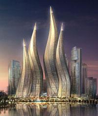 Dubai lagoon