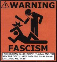 fascism alert