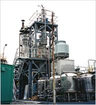 Evion plastic to oil generator