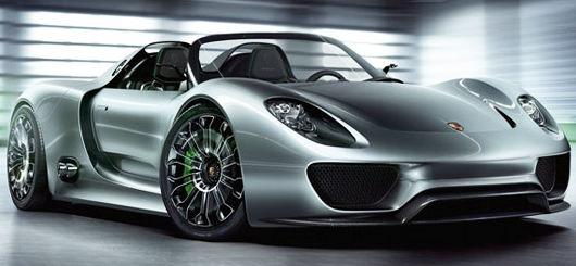 Porsche 911 Spyder Hybrid Politics In The Zeros