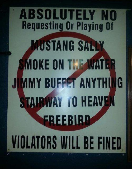 no-playing