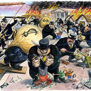 bankers-looting