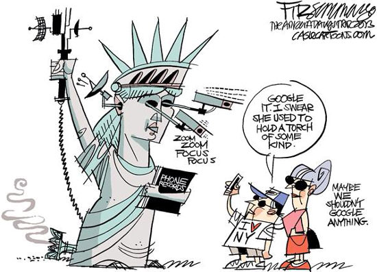 Statue-liberty-NSA