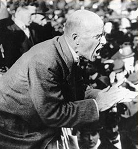 """""""When I rise, it will be with the ranks, not from the ranks."""" – Eugene V. Debs"""
