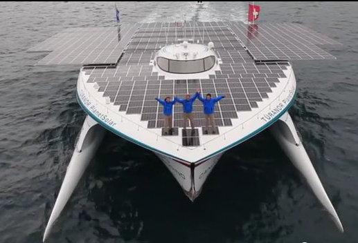 solar-powered-catamaran