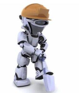 robot construction worker