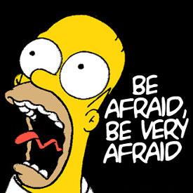 be-afraid