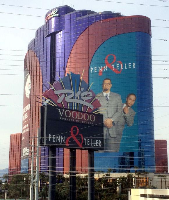 Rio. Vegas