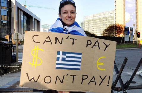What Greece should do