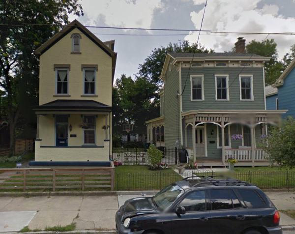 Cincinnati homes after being restored