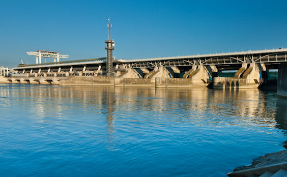 Lower Austria Verbund-Hydropower
