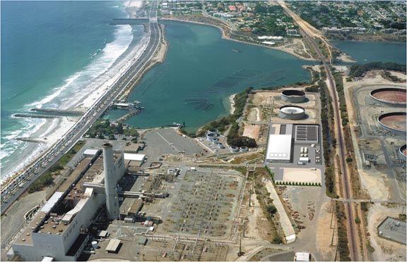 Carlsbad CA desalination plant