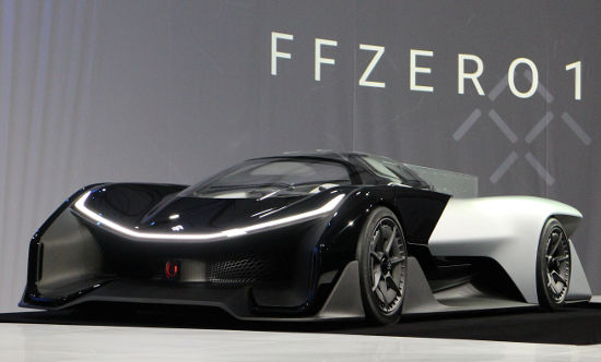 Faraday Future FFzero1 concept car