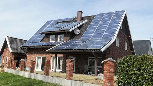germany solar photo