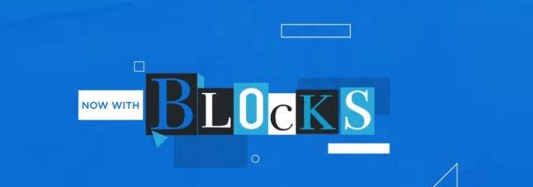 WordPress. Now with blocks.