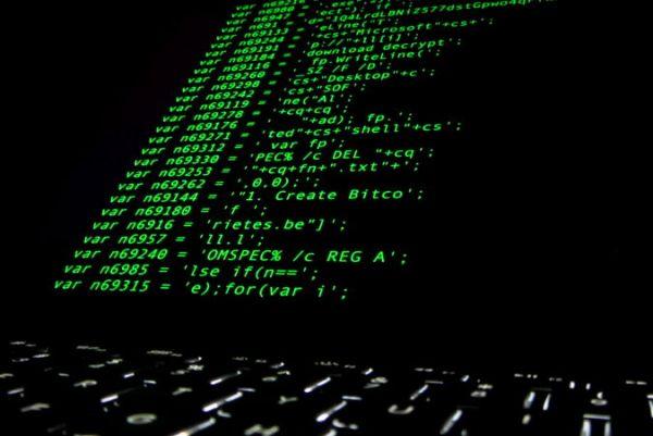Cybercrime. Locky ransomware sourse code.