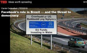Cadwalladr. Wales and EU. Brexit