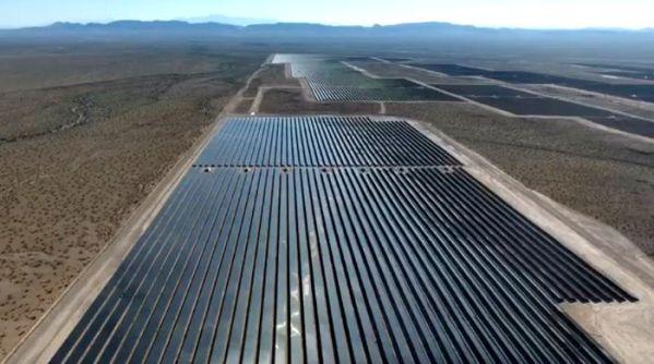 Existing Moapa solar power