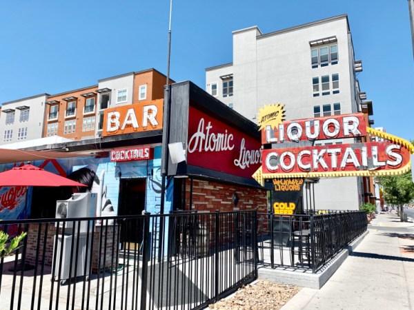 Atomic Liquor. Fremont Street