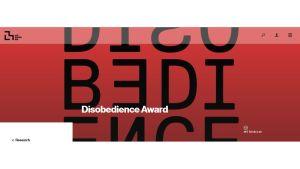 Disobedience -award