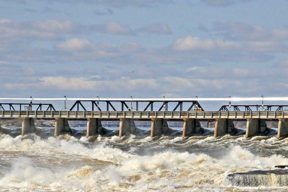 Quebec hydropower